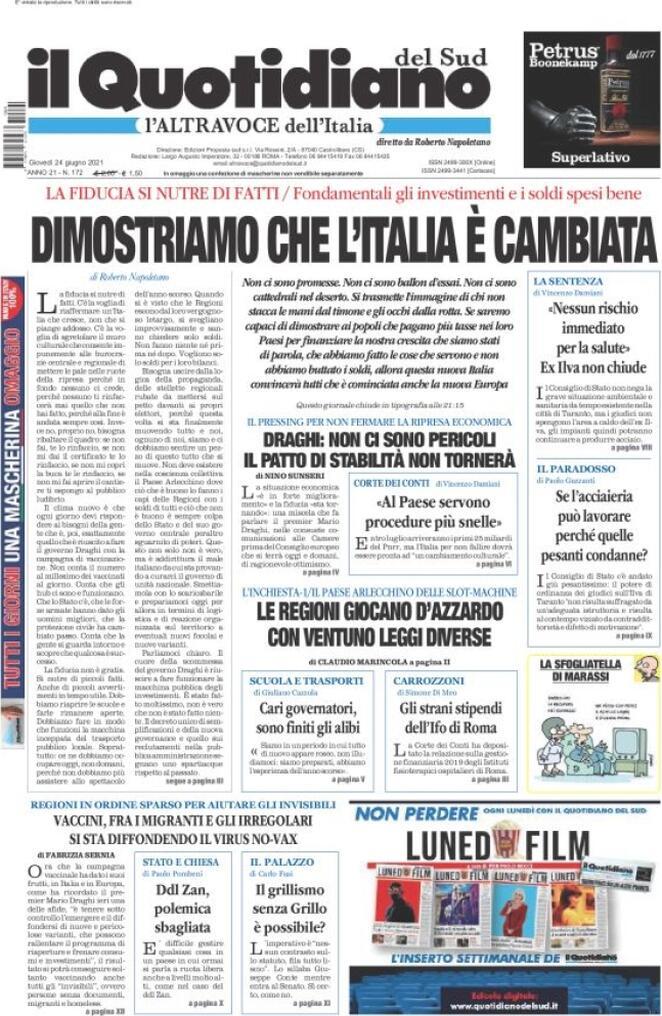 il-quotidiano-del-sud-2021-06-24-60d3dd137010b